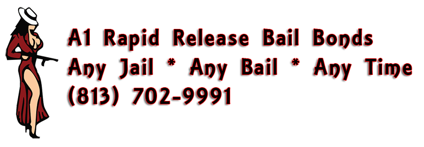 A1 Rapid Release Bail Bonds Logo